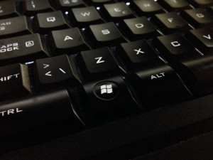 Keyboard, Shortcuts, Windows Key