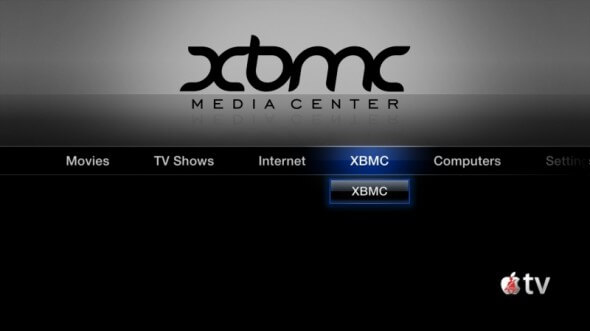 XBMC Apple TV2