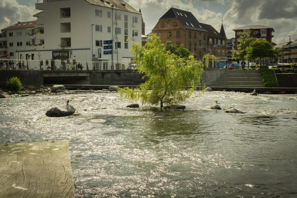Silkeborg dam