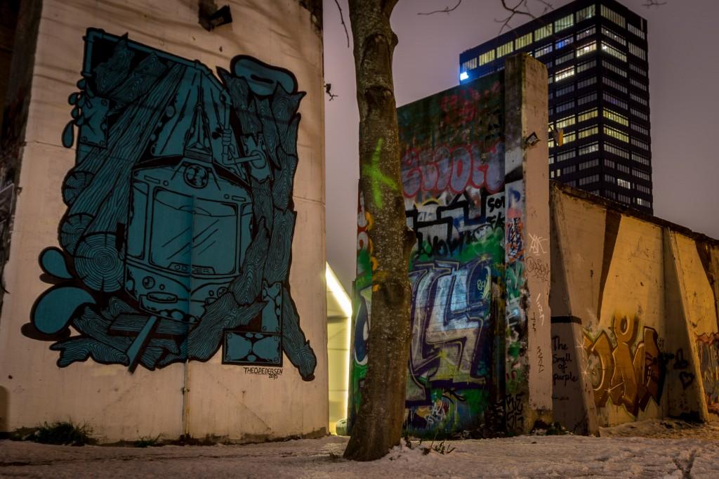 Grafitti Aarhus