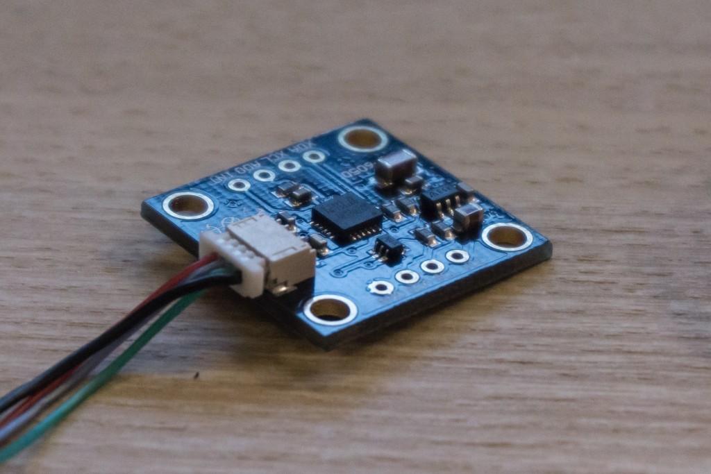 Simplebgc accelerometer