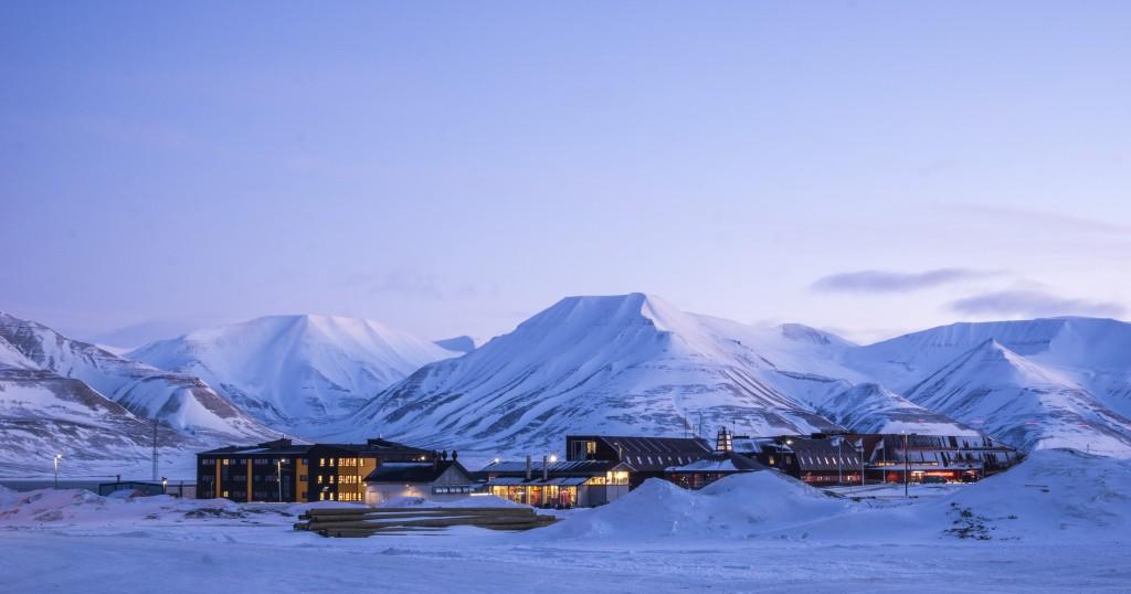 View Longyearbyen
