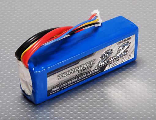 Turnigy 2200mAh 3S 20C
