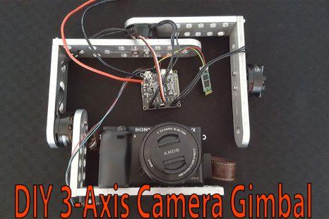 Camera Gimbal Update.