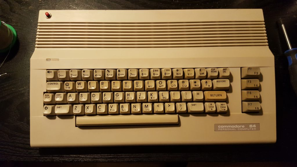 Old Commodore 64