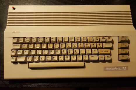 Commodore 64 back to life