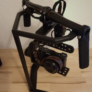 Homemade Camera Gimbal Finished