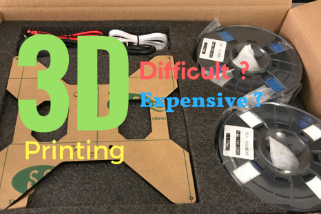 Is 3D Printing Difficult and Expensive ?